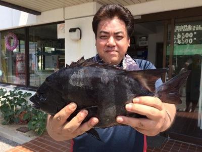�B井上匠さん 43.5cm.JPG