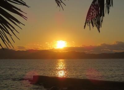 「波の橋立」の夕陽3.12.12.jpg