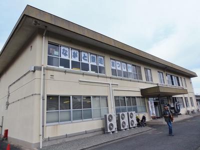 ながと鉄道まつり展示会場.jpg