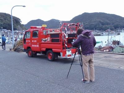 ほっちゃテレビさんと消防車.jpg