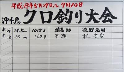 クロ釣り大会途中結果.jpg