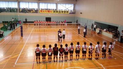 バレーボール競技 山口県予選会1.JPG