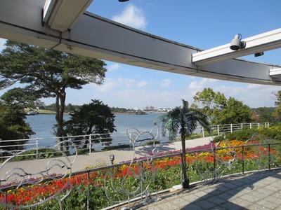 ビュッフェレストラン Familioからの眺望.jpg