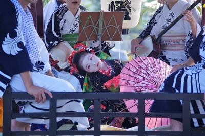 仙崎小学校児童の踊子が舞を披露.jpg