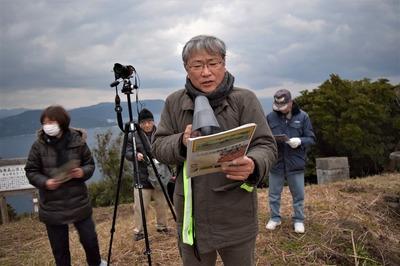 伊藤さんマグマの青海島説明.jpg