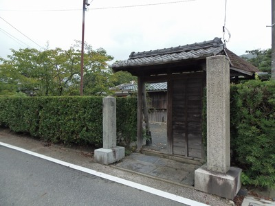 伊藤博文別邸の門.jpg
