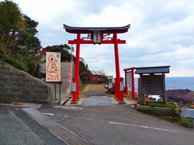 元乃隅稲成神社裏参道.jpg