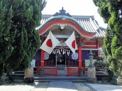 八坂神社の拝殿1.jpg