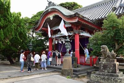 八坂神社参拝2.jpg