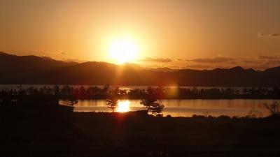 夕日の絶景ポイントからのサンセット.jpg