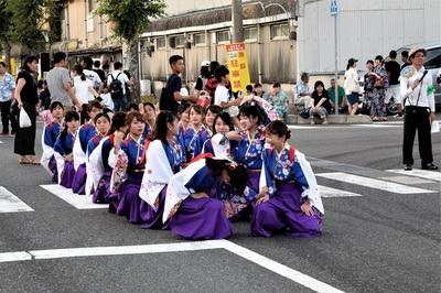 山口県立大学よさこい部奄美連合萩組1.jpg
