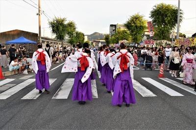 山口県立大学よさこい部奄美連合萩組2.jpg