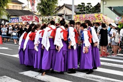 山口県立大学よさこい部奄美連合萩組3.jpg