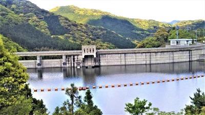 新緑の湯免ダム2.jpg