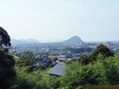 松陰誕生地からの萩の眺望.jpg