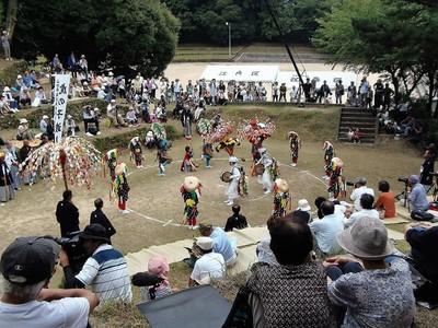 楽踊り 虎の子渡し10.jpg