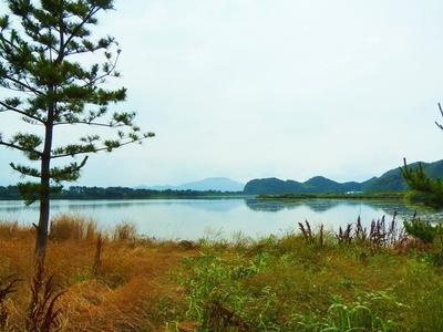 波の橋立と青海湖2.jpg