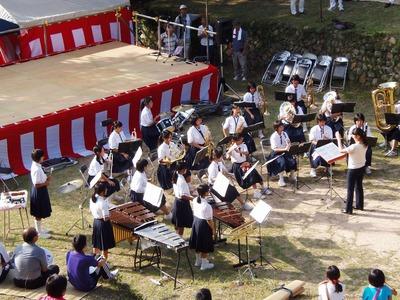 深川中学校ブラスバンド演奏1.jpg