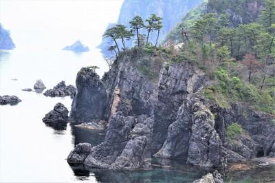 第一展望台からの眺望・ライオン丸.jpg