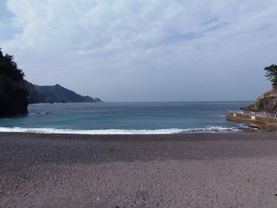 綺麗になった船越海岸.jpg