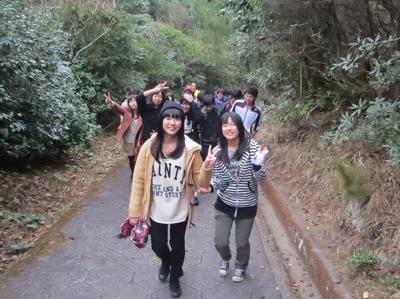 自然遊歩道の頂上付近.jpg