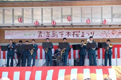 自衛隊山口駐屯地音楽隊演奏2.jpg