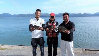 釣り師の釣果・大物のチヌ.jpg