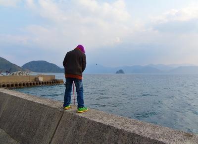 長崎から帰省の釣り師.jpg