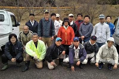 青海島さくらの里整備参加者.jpg
