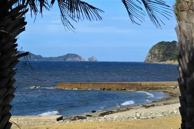 青海島シーサイドホテル前からの眺望2.jpg