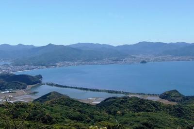青海島・高山からの絶景.JPG