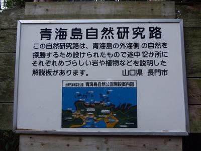 青海島自然研究路案内板.jpg