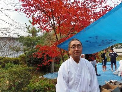 飯山八幡宮・上田宮司.jpg