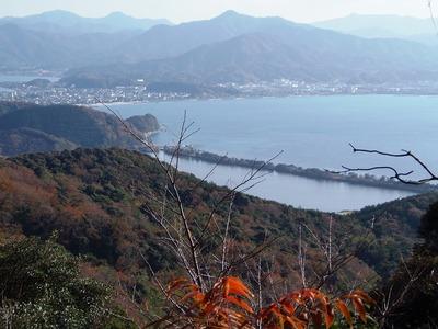高山からの「波の橋立」.jpg