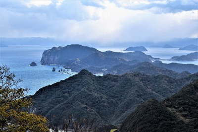 高山山頂からの眺望・海上アルプス青海島.jpg