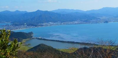 高山頂上からの眺望.JPG